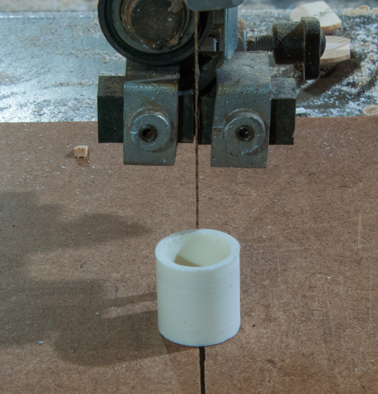 how to cut pvc pipe lengthwise