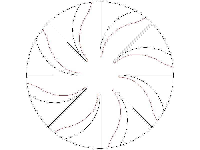 Drawing Lines Of Symmetry : Foam ball sander